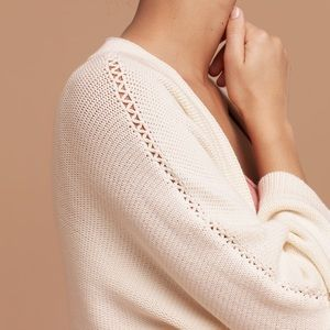 wilfred Antieno Sweater